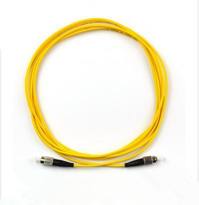 Single mode FC-FC(PC/UPC) patch cord(simplex) ()